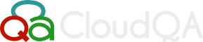 CloudQA logo