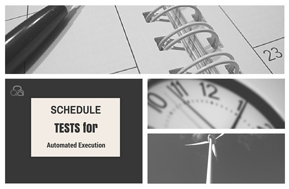 Test Scheduler, Test Automation Tools