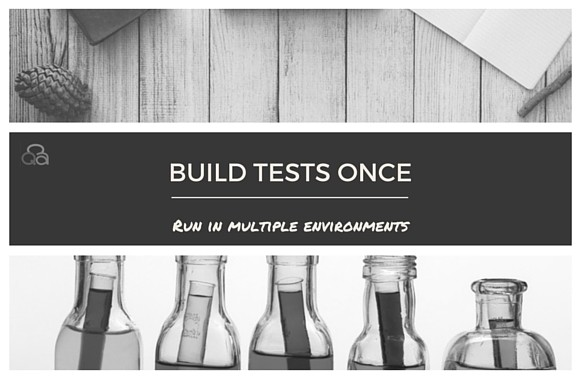 Test Multiple Environments