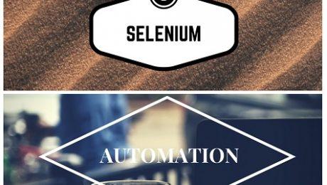Selenium Automation