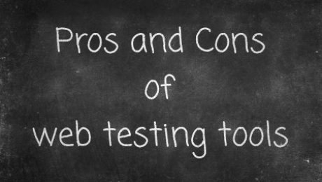 Pros & Cons Web Testing Tools