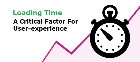 Page load speed important factor for User Experience
